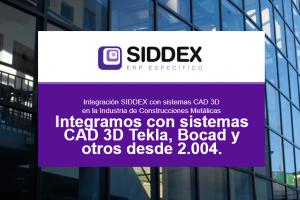 IntegracionconTekla-siddex