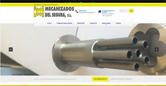 cliente mecanizado segura