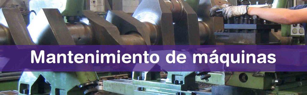 mantenimiento de maquinas siddex 2