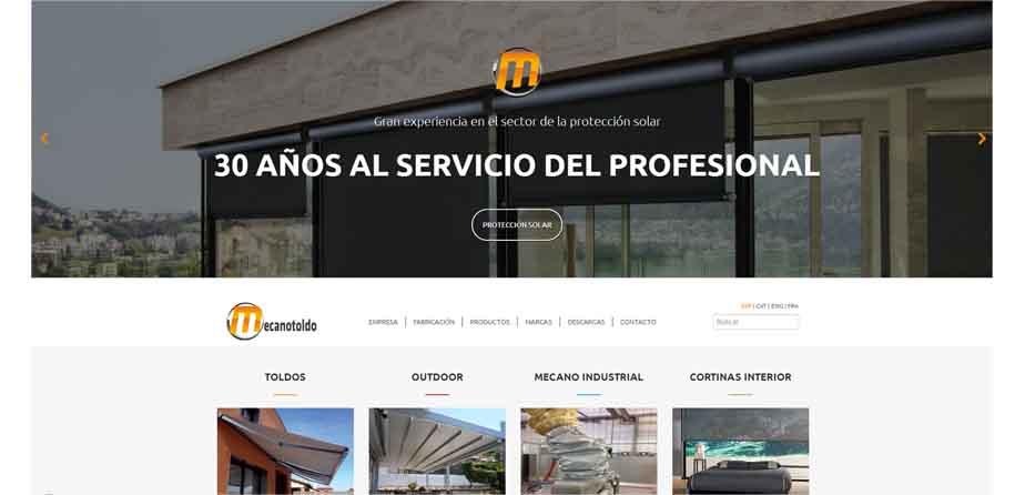 MECANOTOLDO WEB