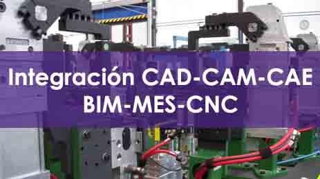 integracion CAD-CAM-CAE-BIM-MES-CNC-mejoras-siddex
