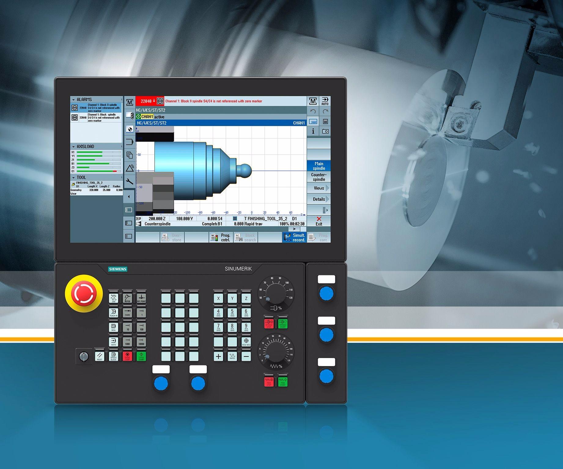 Integracion CNC CAM MES