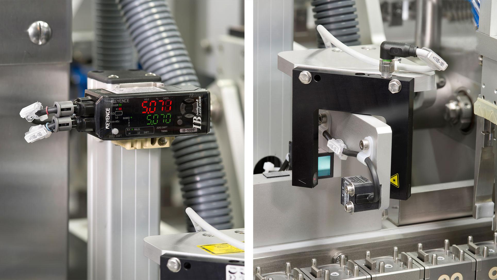 sensores siddex integracion