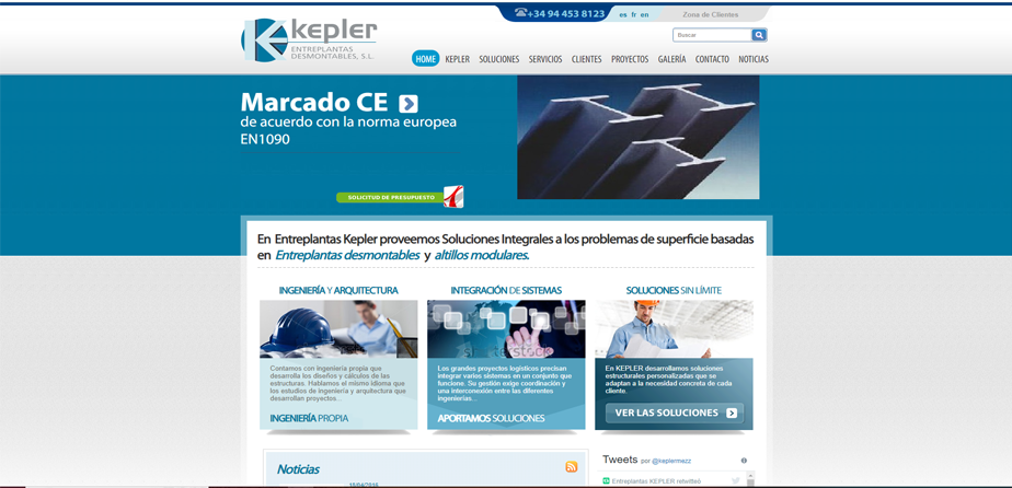 kepler cliente-siddex